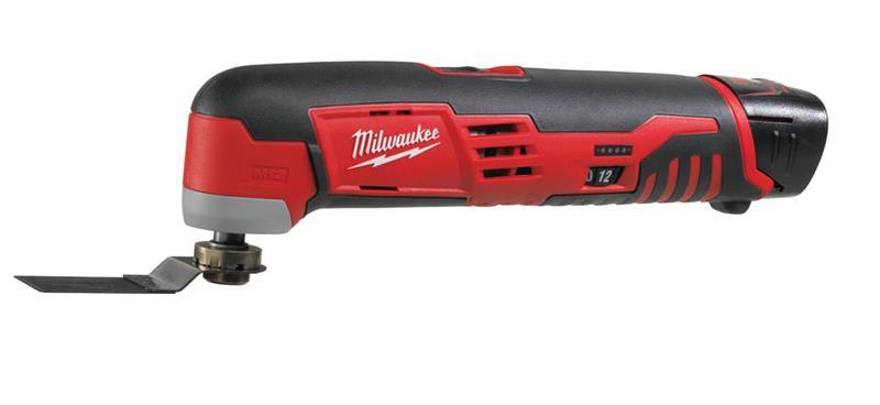 Milwaukee C12 MT-202B (4933441710) 12V 2x2,0Ah, akkumonitoimityökalu