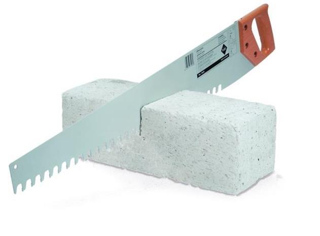 Saha huokoiselle betonille Rubi