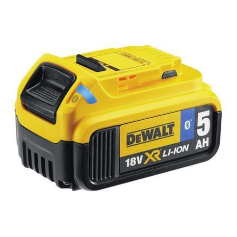 DeWalt DCB184B-XJ XR 18V 5,0Ah Li-ion Bluetooth, työkaluakku