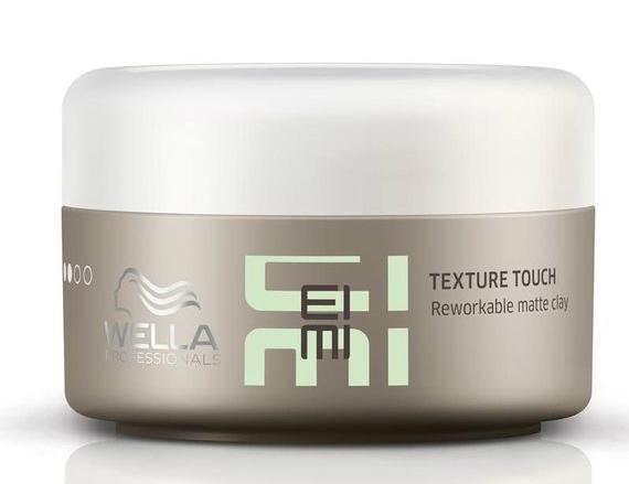 Wella EIMI Texture Touch Matte Clay 75ml