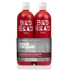 Tigi Bed Head Resurrection Set (Shampoo 750ml + Conditioner 750ml)