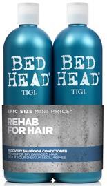 Tigi Bed Head Recovery Set (Shampoo 750ml +Conditioner 750ml)