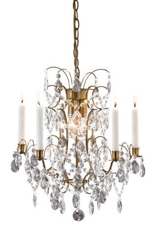 Ryholm Lamppu 3 Valoa Antiikki Markslöjd