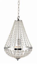 Markslöjd Gränsö 104889, kristallikruunu