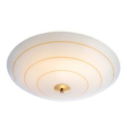 Lyon Plafondi Valkoinen/Kulta 43 cm Markslöjd