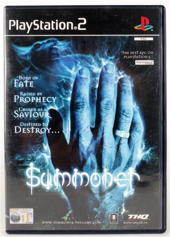 Summoner, PS2-peli