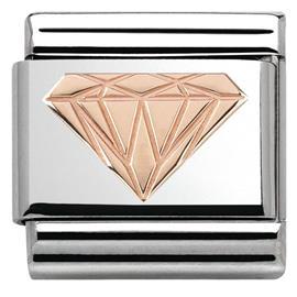 Nomination Rose Gold 430104-18