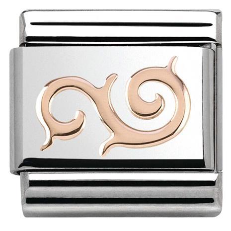 Nomination Rose Gold 430104-21