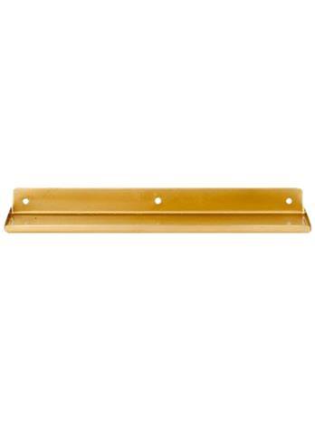 House Doctor, ledge shelf brass