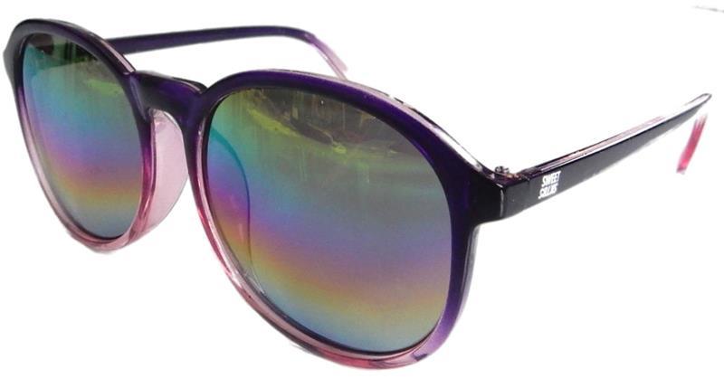 Sweet Rainbow | Lila Mirror, aurinkolasit