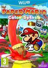 Paper Mario: Color Splash, Nintendo Wii U -peli