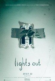 Lights Out (2016, Blu-Ray), elokuva