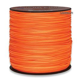 Paracord Micro, Neon Orange 305m