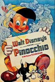 Pinocchio (1940), elokuva