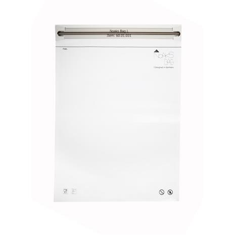 Noaks Bag Lompakko L, 5 kpl, läpinäkyvä
