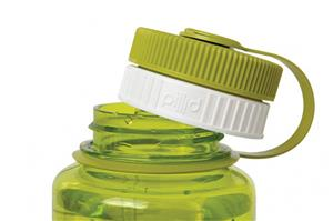 Nalgene Pillid juomapullon varaosat 5,3 cm levyiselle pullonkaul