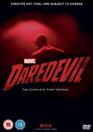 Daredevil: Kausi 1, TV-sarja