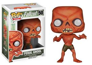 POP Vinyl Fallout Feral Ghoul