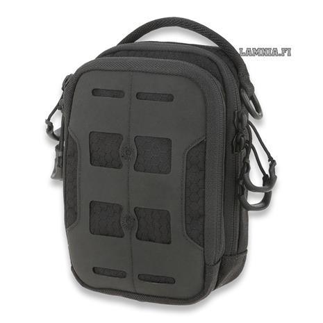 Maxpedition AGR CAP Compact Admin Pouch tarvikelaukku, musta