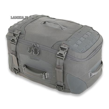 Maxpedition AGR Ironcloud Adventure Travel Bag laukku, harmaa
