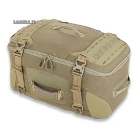Maxpedition AGR Ironcloud Adventure Travel Bag laukku, tan