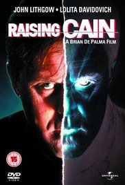 Raising Cain (1992, Blu-Ray), elokuva