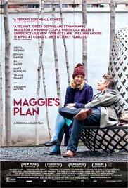 Maggie's Plan (2015), elokuva
