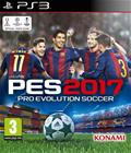 Pro Evolution Soccer 2017, PS3-peli