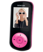 Sencor SFP 5870, MP3-soitin