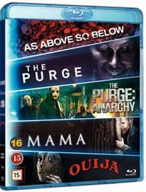 Horror Box (5 elokuvaa) (Blu-Ray), elokuva