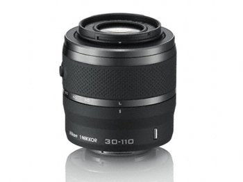 Nikon 1 Nikkor VR 30-110mm f/3.8-5.6, objektiivi