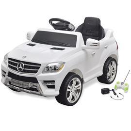 vidaXL Mercedes Benz ML350, sähköauto 6 V