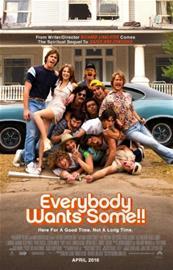 Everybody Wants Some!! (2016), elokuva