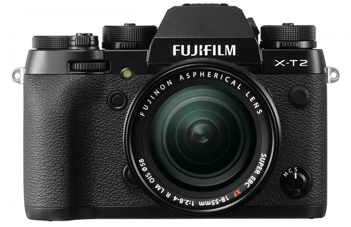 Fujifilm X-T2 Kit (18-55mm), järjestelmäkamera