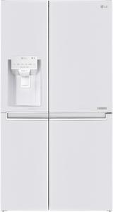 LG GSL760SWXV, jääkaappipakastin