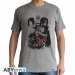 Naruto Shippuden Group, miesten t-paita