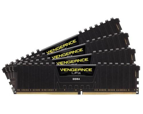16 GB, 3733 MHz DDR4 (4 x 4 GB kit), keskusmuisti