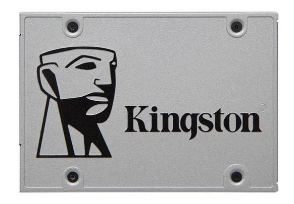 Kingston SSDNow UV400 (480 GB, SATA 6Gb/s) SUV400S37/480G, SSD-kovalevy