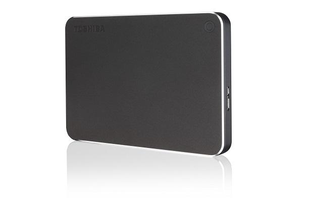 Toshiba Canvio Premium (1 TB, USB 3.0) HDTW110EB3AA, ulkoinen kovalevy