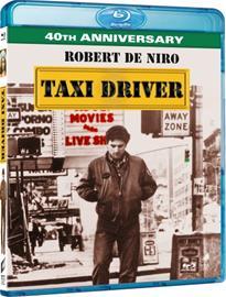 Taksikuski - 40th Anniversary Edition (Taxi Driver, Blu-ray), elokuva