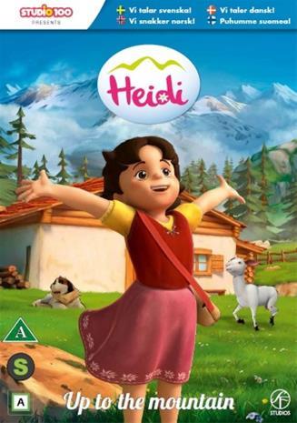 Heidi - Vol 1: Up to the Mountain, TV-sarja