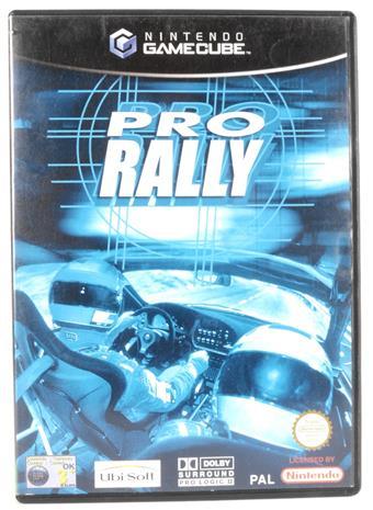 Pro Rally, GameCube-peli