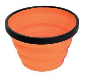 Sea to Summit X-Mug juomapullo , oranssi