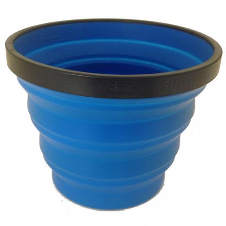Sea to Summit X-Mug juomapullo , sininen