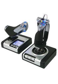 Saitek X52 Flight Control System, sauvaohjain