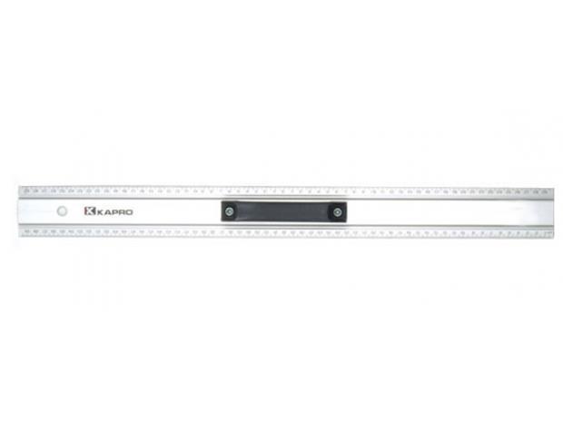 Alumiininen mittatikku kahvalla Kapro; 0,8 m