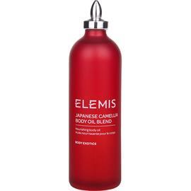 Elemis Japanese Camellia Oil Blend - Nourishing Body Oil, Body Exotics, 100ml