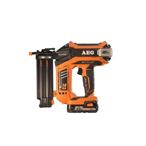 AEG Powertools B18N18-0, sähkönaulain