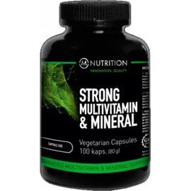 M-Nutrition Total Multivitamin & Minerals* 100 kaps