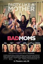 Bad Moms (2016, Blu-Ray), elokuva